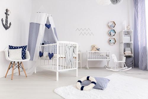 Jak urządzić pokój niemowlęcy?